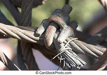 lien, câble