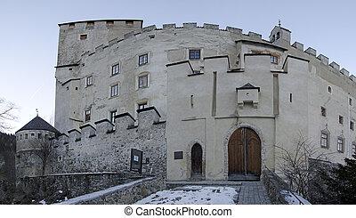 Lienz Castle, Austria