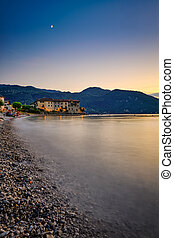 Lierna beach - Lake Como