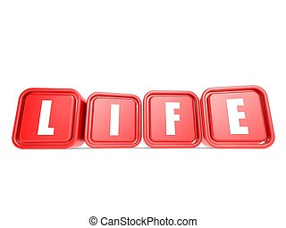Life cube