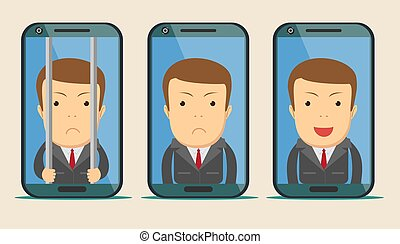 life in a smartphone