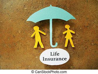 Life insurance couple