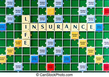 life insurance  Crossword