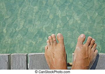 Life is a Beach (Feet)