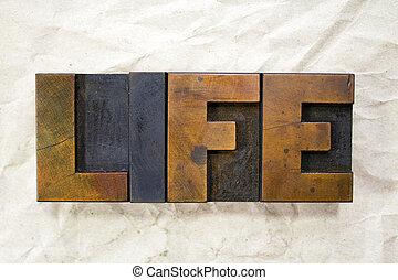 Life Letterpress