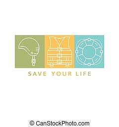 Life save  logo
