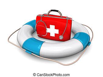Lifebelt First Aid Case