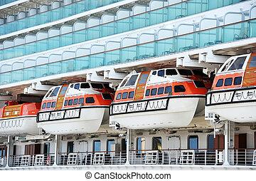 lifeboat, bezpieczeństwo