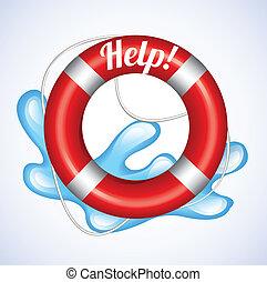 Lifebuoy Help