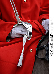Lifeguard of the Queens Household Cavalry
