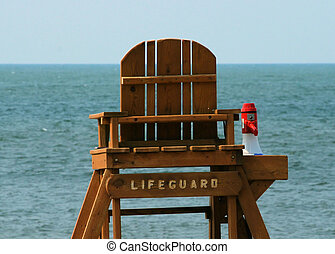 Lifeguard Stand 1