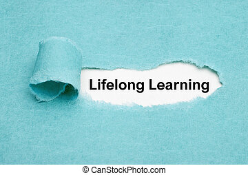Lifelong Learning And Personal Development Concept