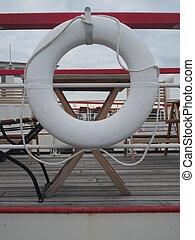 lifesaver ship