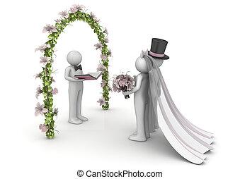 Lifestyle collection - Wedding ceremony