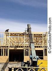Lifter at New Construction
