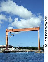 lifter, chantier naval