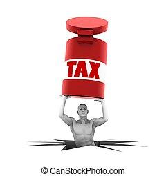lifting tax cart