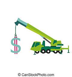 Lifting the Dollar