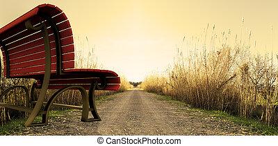 liget, irány, bírói szék