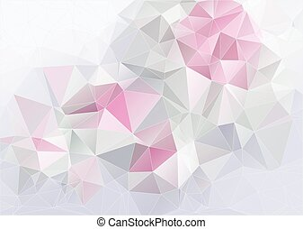 Light abstract vector background