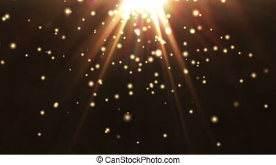 Light and Particles