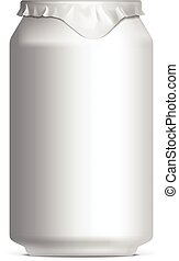 light and shiny aluminum cans - light aluminum cans for beer...