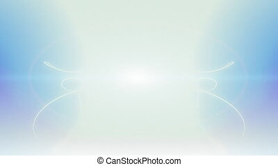 light background loop