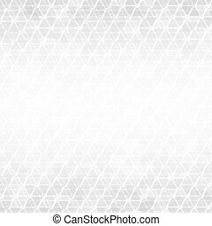 Light background with soft gray triangles