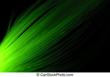 Light Beam - Green Light Beam