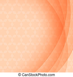 Light beige background with a pattern of stars