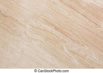 Light beige, brown travertine texture for ideal design.