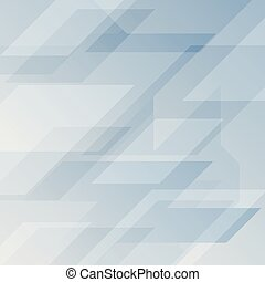 Light blue abstract geometric background