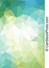 light blue background, abstract design, retro