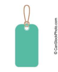 light blue card