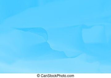 Light blue gradient abstract background with blurred lines