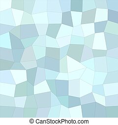Light blue irregular rectangle background