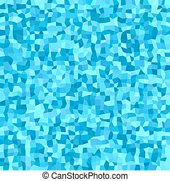 Light blue irregular rectangle mosaic background