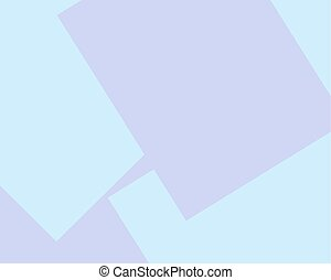 light blue, lilac vector blurred rectangular background. Geometric background in square style with gradient.