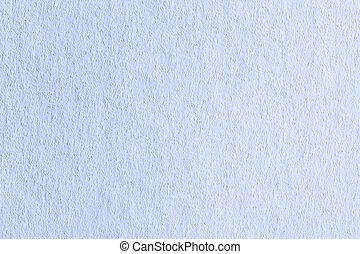 Light blue paper. Texture.