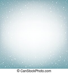Light blue snow background