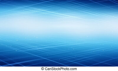 light blue technology loopable background