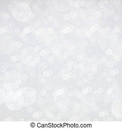 Light Bokeh Background