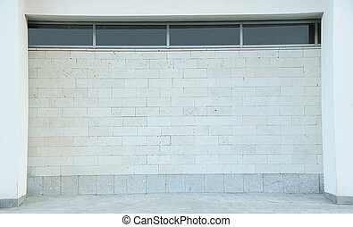 light brick wall outdoor