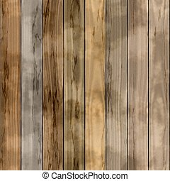 Light brown seamless wood fence texture
