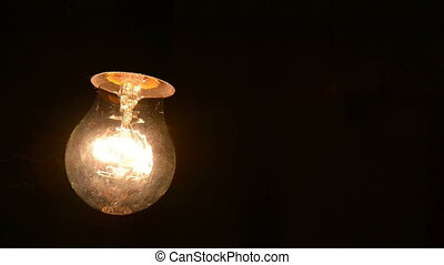 light bulb is out