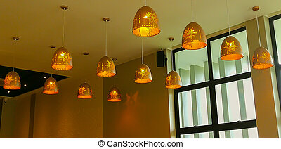 Light Bulb, Lighting Equipment, Electric Lamp, Brick, Wall - Building Feature