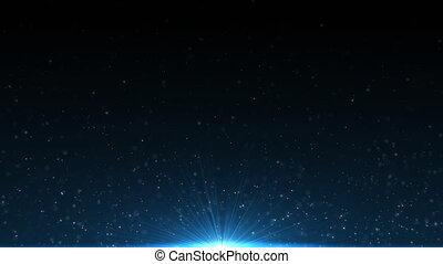 Light Dust Background