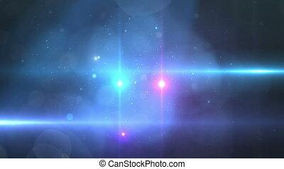 light effect ray light 4k