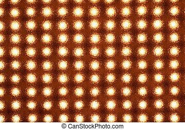 light emitting diodes