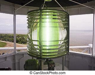Light Fresnel Lens